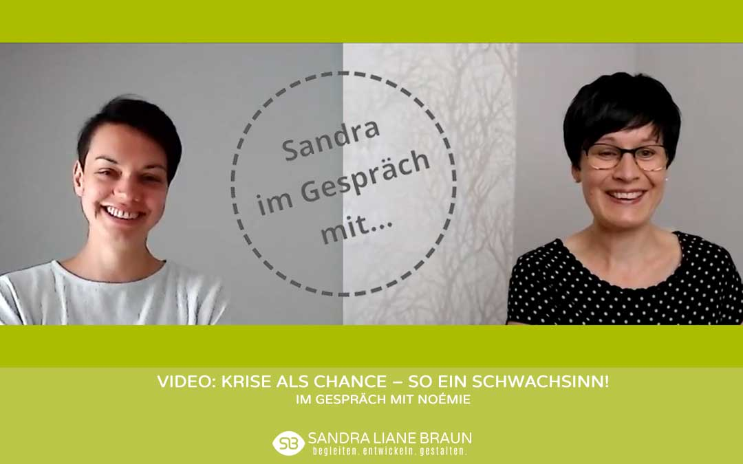 Video Krise als Chance