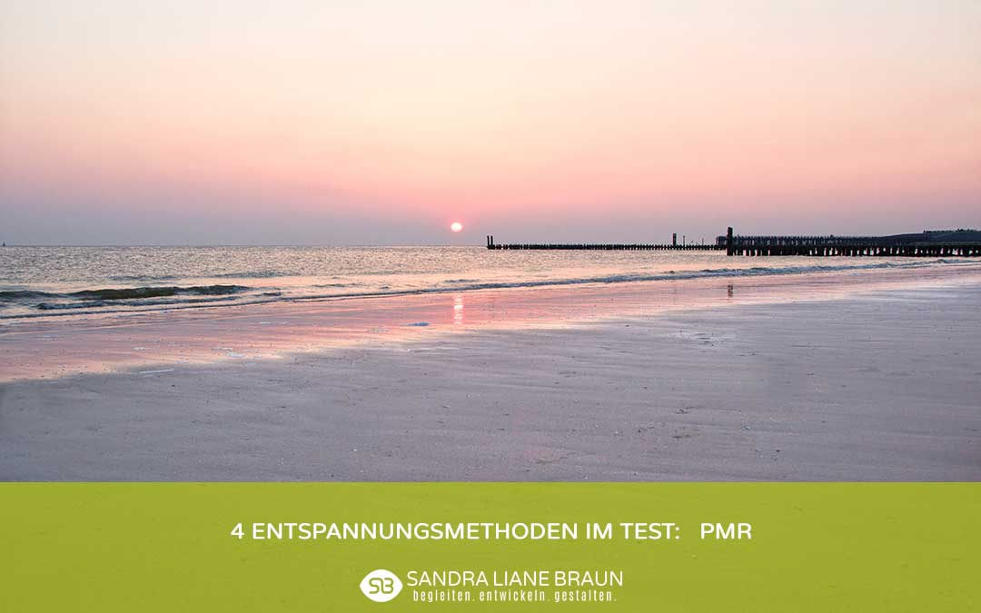Strand Abendrot Entspannung