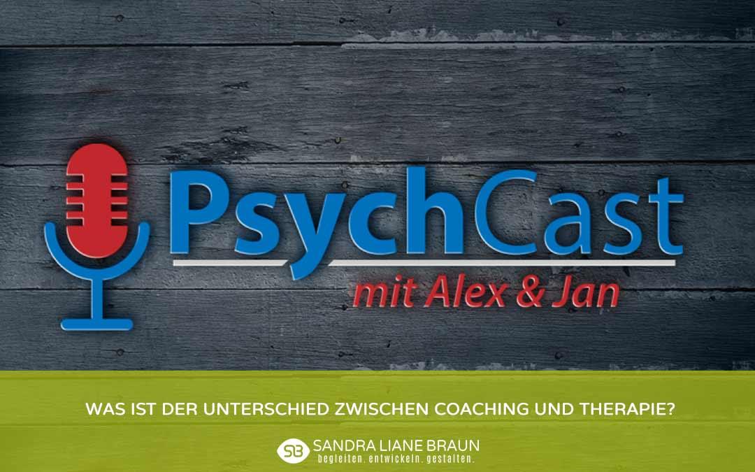 Was ist der Unterschied zwischen Coaching und Therapie?