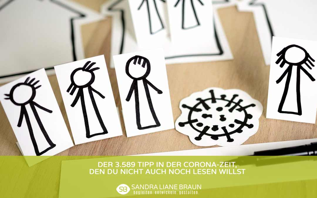 Menschen, Corona-Virus