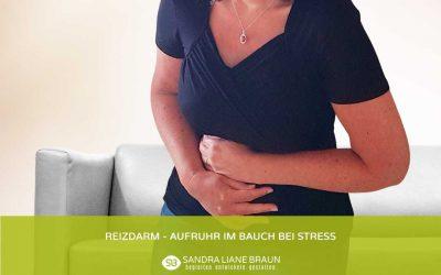 Reizdarm – Aufruhr im Bauch bei Stress