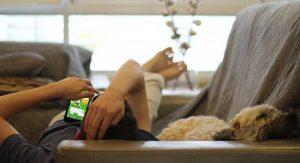Abschalten ohne Smartphone