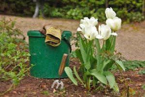 Abschalten durch Gartenarbeit