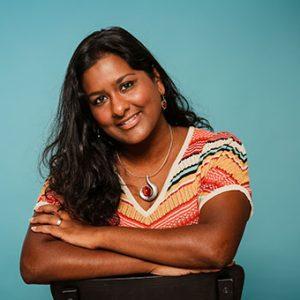 Portrait von Shyney Vallomtharayil