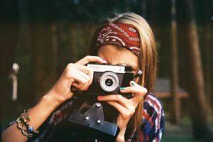 Abschalten durch fotografieren